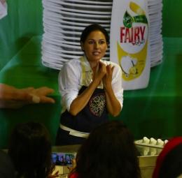 مسابقة زومبا / باربكيو : ورشة مثلجة بالخوخ