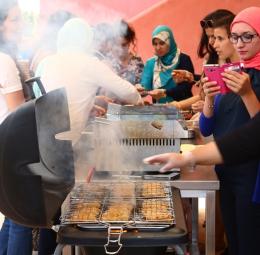 Journée ZUMBA/BARBECUE : Déjeuner Barbecue