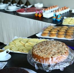 مسابقة زومبا / باربكيو : وجبة الافطار