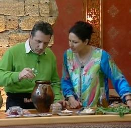 Recette cornes de gazelle accueil choumicha site holidays oo - Cuisine tv eric leautey ...