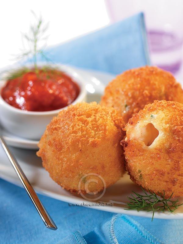 Recette croquettes de poulet - Top 10 des cuisines du monde ...