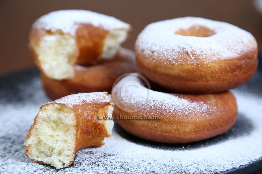 Recette donuts - Recette de cuisine choumicha ...