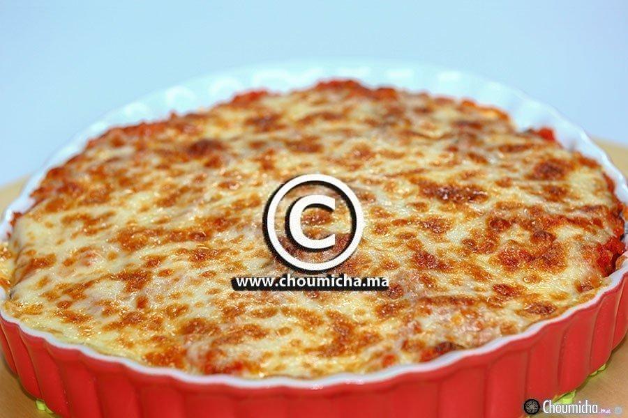 Recette gratin d 39 aubergines au poulet fa on moussaka - Recette de cuisine algerienne gratins ...
