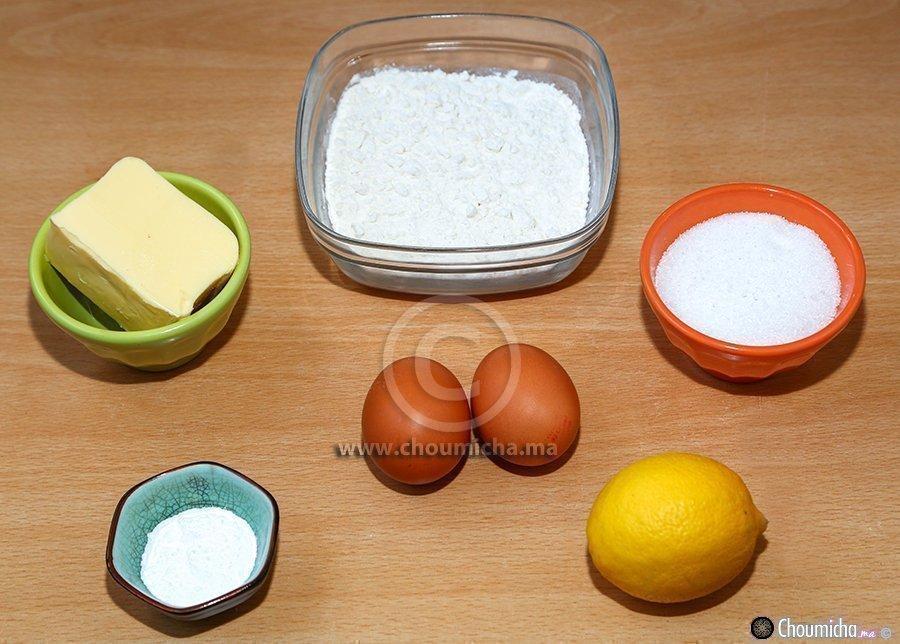 Choumicha Recette Cake Au Moules