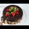 Sponge cake aux fruits