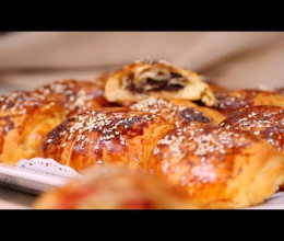 Petits pains sucrés et petits pains salés façon R'Ghaif