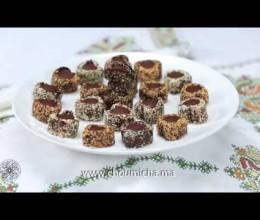 Gâteaux aux cacahuètes et miel