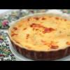 Gratin de pomme de terre aux anchois et poivron rouge