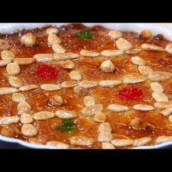 حلويات شرقية : شهد الملكة