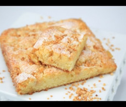 Cake caramélisé aux pommes