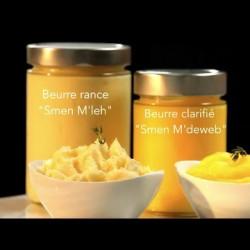 Autour du beurre rance