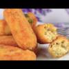 Croquettes de pomme de terre au poulet
