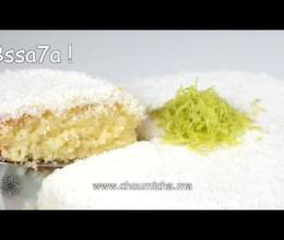 Gâteau à la noix de coco et au citron