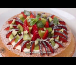 Cake aux fruits