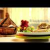 ساندويتش الدجاج بنكهات مغربية