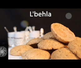 "Ghouriba au beurre rance ""L'behla"""