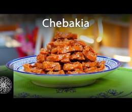 M'kharqa (Chebakia)